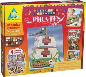 pirate mosiac