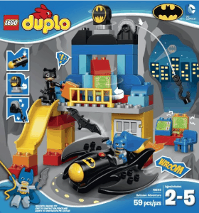 batman duplo gift
