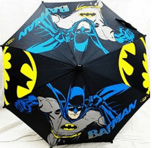 marvel umbrella, batman umbrella