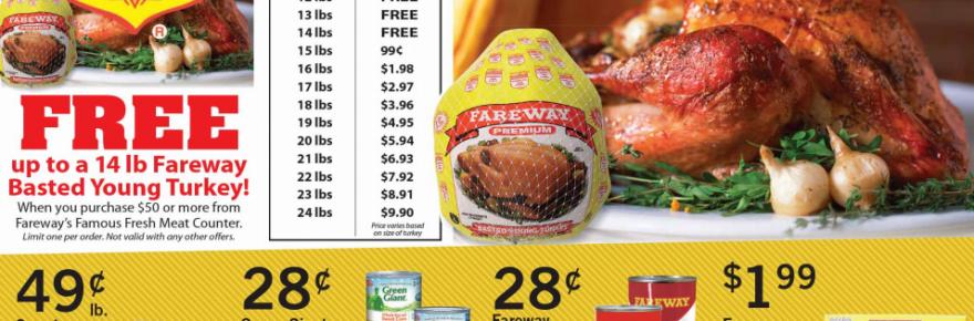 fareway grocery deals